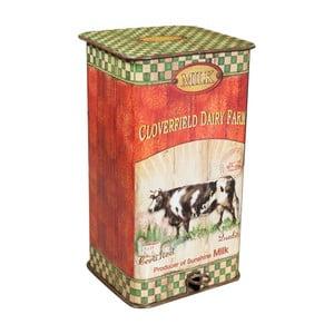Kosz na śmieci z pedałem Biscottini Vache