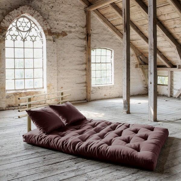 Sofa rozkładana Karup Shin Sano Natur/Brown