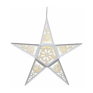 Świecąca dekoracja Winter Star