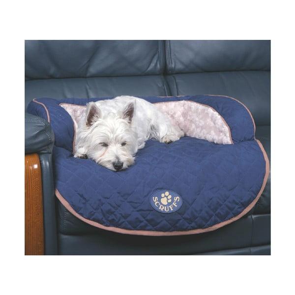 Legowisko dla psa Wilton Sofa Bed 65x70 cm, niebieskie