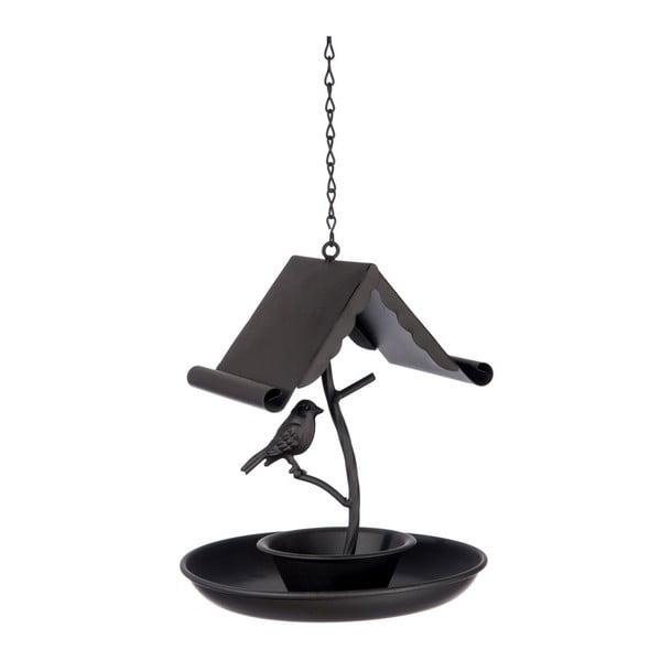 Wisząca budka dla ptaków Feeder, 21x21x5 cm