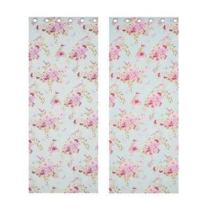 Zasłony Birdcage Blossom, 168x183 cm