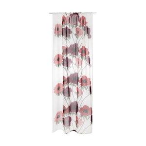 Zasłona Nappisilma Flowers, 140x240 cm