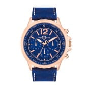 Zegarek męski Spike Blue