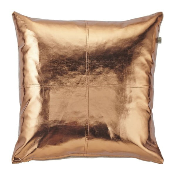 Poduszka Lanaria Copper, 45x45 cm