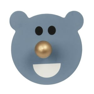 Wieszak Happy Bear Blue