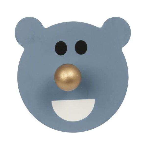 Wieszak Happy Bear Blue
