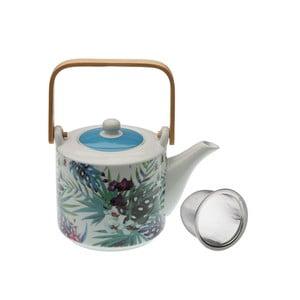 Dzbanek do herbaty z sitkiem VERSA Mykonos