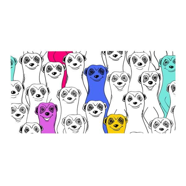 Biurko Group Of Meerkats