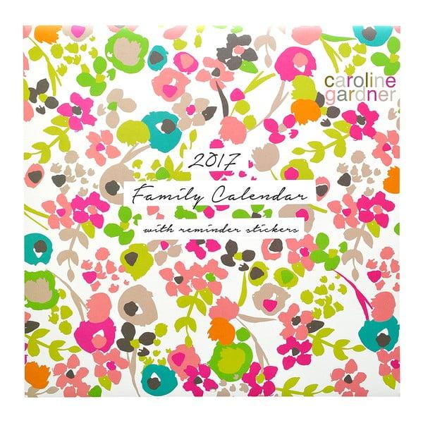 Kalendarz rodzinny Portico Designs Ditsy