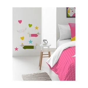 Naklejka dekoracyjna na ścianę Pooch You Are Pink, 30x42cm