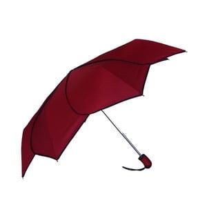Parasol Pierre Cardin Noir Red, 93 cm