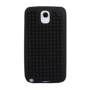 Pikselowe etui na Samsung Note 3, czarne