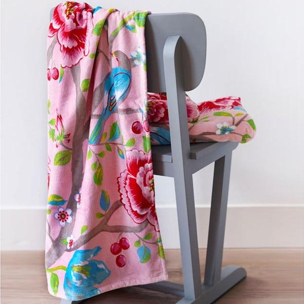 Ręcznik Morning Glory 55x100 cm, różowy