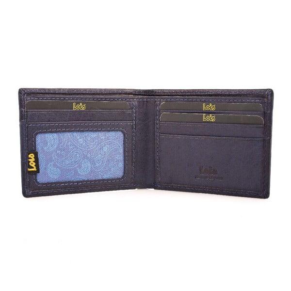Skórzany portfel Lois Brown, 10,5x7,5 cm