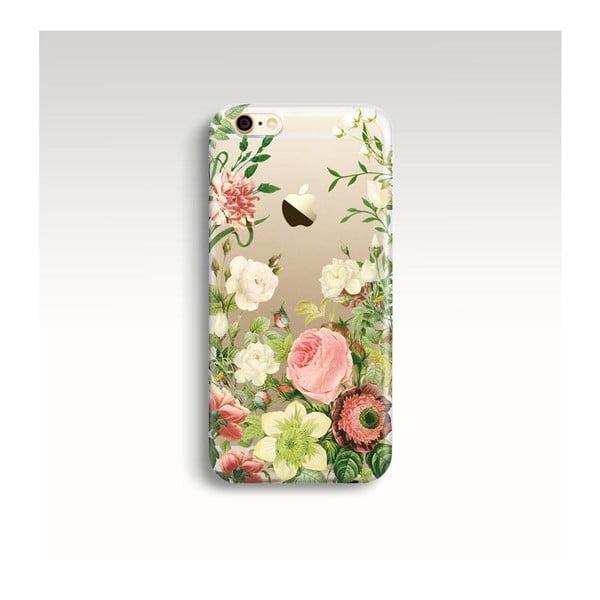 Etui na telefon Floral II na iPhone 5/5S
