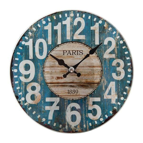 Zegar ścienny Clayre & Eef Paris Café