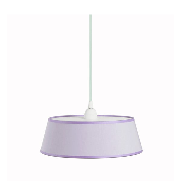 Lampa TAKO, violet/light blue/white