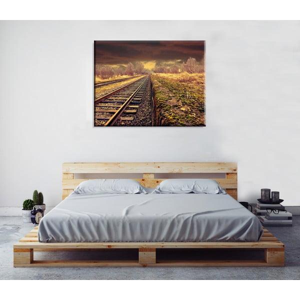 Obraz Railway, 50x65 cm