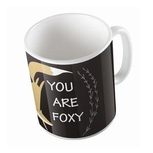 Kubek Black Shake So Foxy, 330 ml