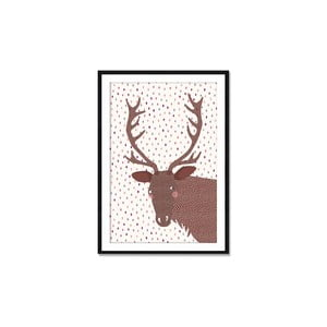 Oprawiony obraz Arce, 50x70 cm