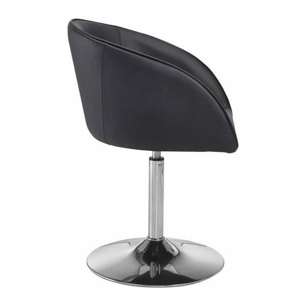 Zestaw 2 czarnych krzeseł Støraa Willy