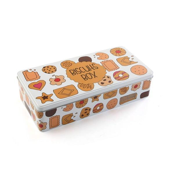 Pojemnik metalowy Versa Biscuits Box