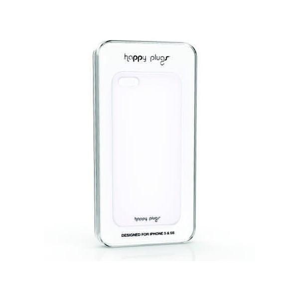 Etui Happy Plugs na iPhone 5/5S, białe