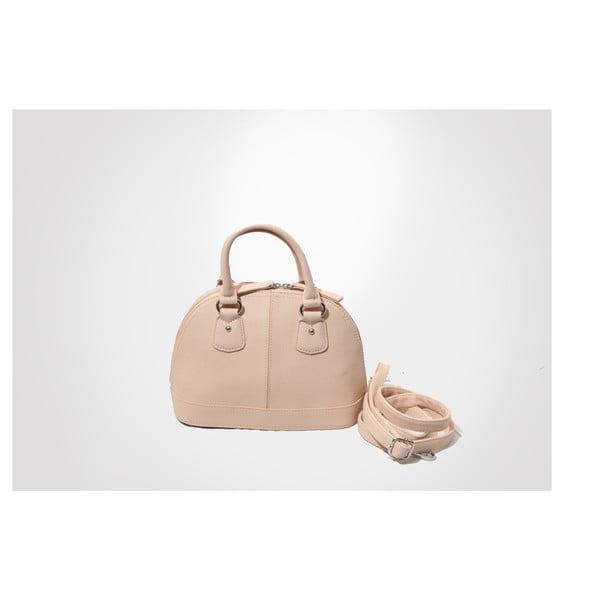 Skórzana torebka Toufee, pink