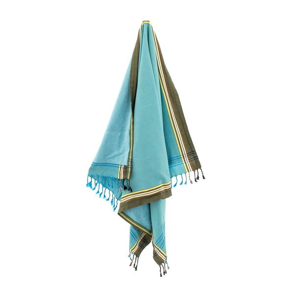 Ręcznik Mirza Blue, 100x178 cm