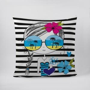 Poduszka Beach Girl