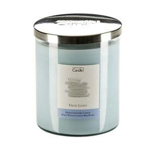 Świeczka o zapachu świeżego prania Copenhagen Candles Fresh Linen, czas palenia 70 godz.