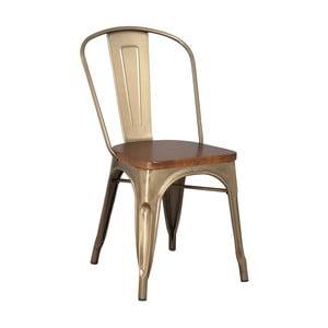 Metalowe krzesło Moycor Brushed