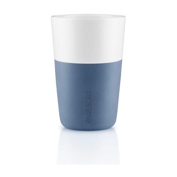 Wysoki kubek Eva Solo Café Latté Moonlight, 360 ml, 2szt.