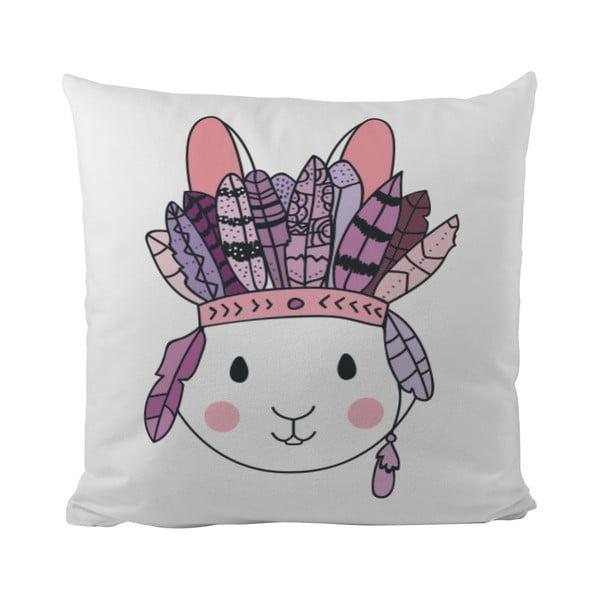 Poduszka   Bunny From Tribe, 50x50 cm