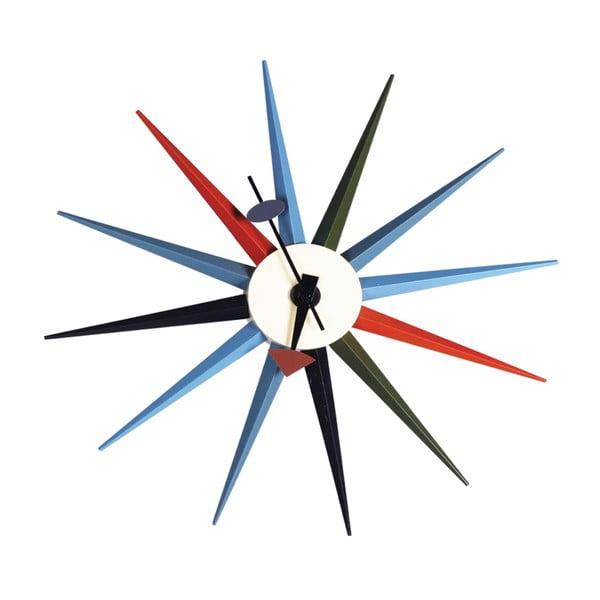 Zegar Reloj Colours, 41 cm
