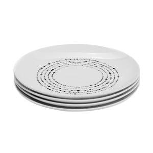 Zestaw 4 talerzy Sola Lunasol, 20,5 cm