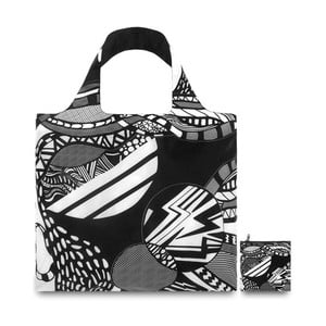 Składana torba na zakupy Abstract Ubepup