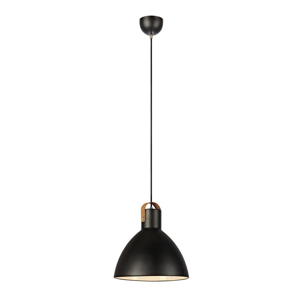 Czarna lampa wisząca Markslöjd Eagle