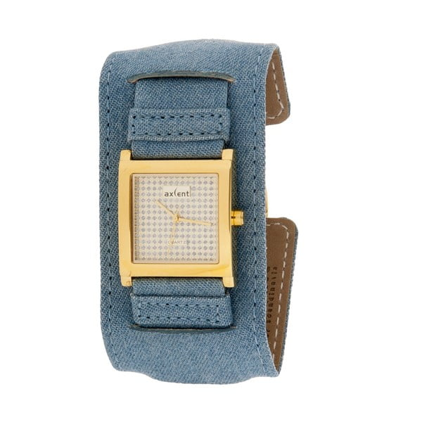 Skórzany zegarek damski Axcent X17748-733