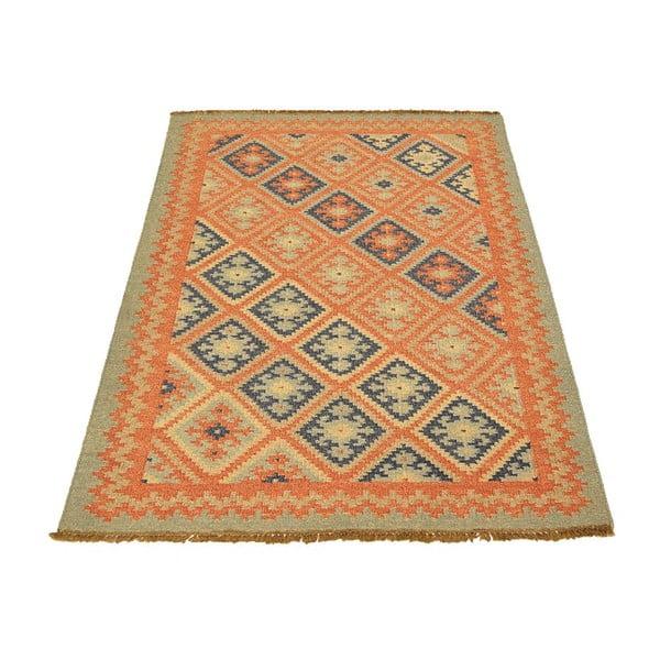 Wełniany dywan Kilim 96, 120x180 cm