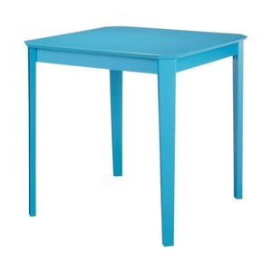 Niebieski stół do jadalni Støraa Trento, 76x75cm