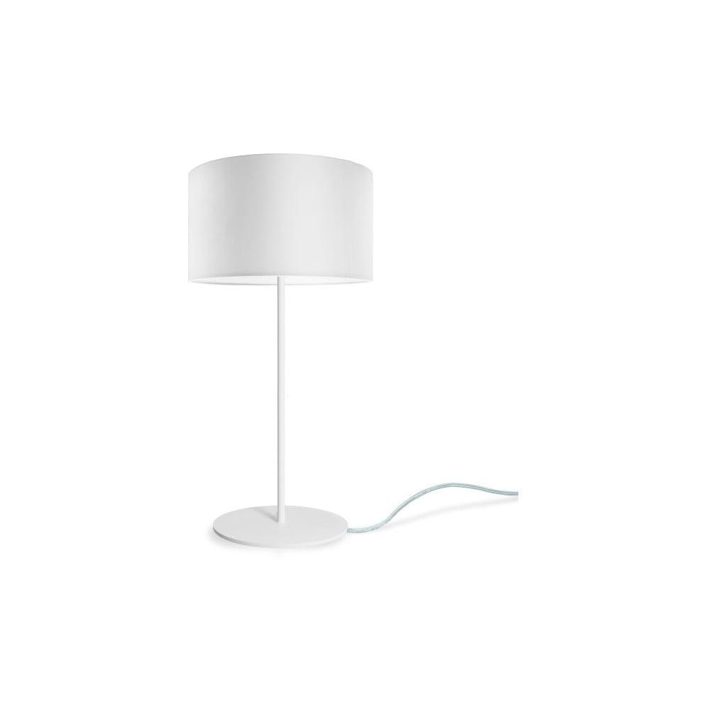 Biała lampka stołowa Sotto Luce MIKA M 1T