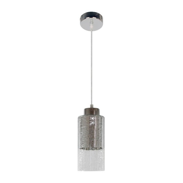 Lampa Candellux Lighting Libano, srebrna