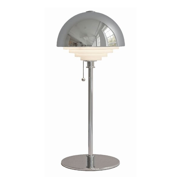 Lampa stołowa Motown Chrome