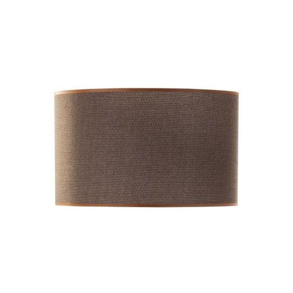 Abażur Big Cylindrical Brown