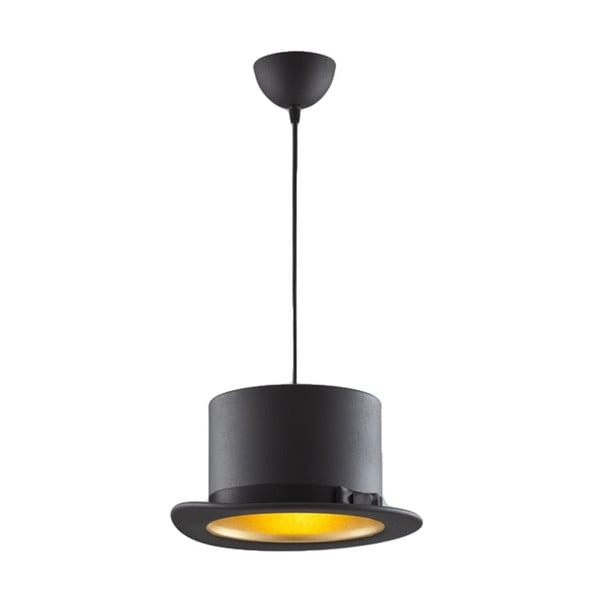 Lampa sufitowa Hat Black/Gold