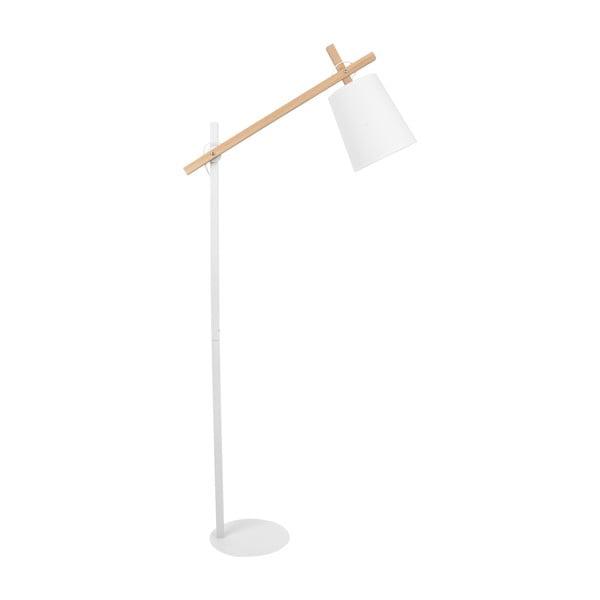 Lampa stołowa Present Time Metal White