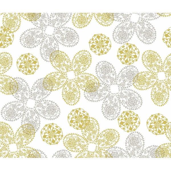Pościel Misty Amarillo, 140x200 cm