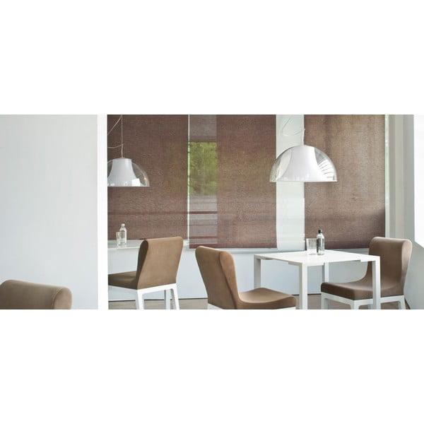 Biała półprzezroczysta lampa sufitowa Pedrali L002S/BA